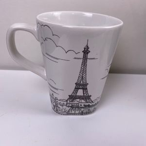 222 Fifth City Scenes France Eiffel Tower Mug